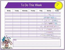 Microsoft Templates To Do List Weekly To Do List Template Microsoft Word Templates