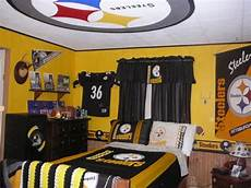 Steelers Bedroom Ideas Pittsburgh Steelers Theme Bedroom Ideas Room Boys
