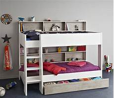 bunk bed with drawer for children in s a