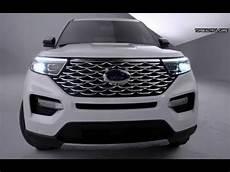 ford platinum 2020 2020 ford explorer platinum interior and exterior