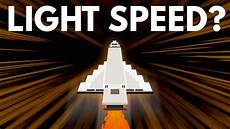 What Is The Speed Of Light Through A Vacuum What If You Traveled Faster Than The Speed Of Light