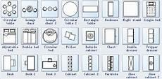 Floor Plan Symbol Easy 2d Architectural Design Software