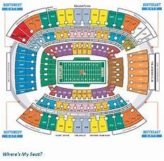 Hob Cleveland Seating Chart Cleveland Browns Stadium Seating Chart Where S My Seat