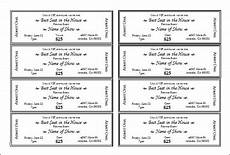 Numbered Event Tickets Free 46 Printable Ticket Templates In Illustrator