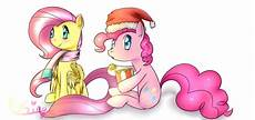 Fluttershy Christmas Lights Christmas My Little Pony Fluttershy Pinkie Pie 1900x900