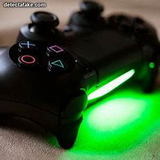 Does The Crystal Ps4 Controller Light Up How To Spot Fake Playstation 4 Ps4 Controllers 9