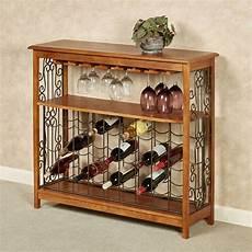 jerrick wine rack table