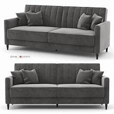 Sleeper Sofa 3d Image by Nia Sleeper Low Poly Sofa By Wilia Arlo 3d Asset