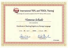 Fake Course Certificate Fake Tefl Certificates