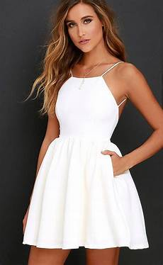 30 white graduation dresses designs for stylish