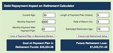 Calculate Debt Repayment What Getting Out Of Debt Will Really Cost You