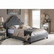 house of hton elsenborn upholstered platform bed