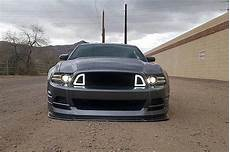 2011 Mustang Led Lights 2013 2014 Mustang Rtr Led Grill Stile Street Racing Culture