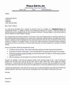 Cover Letter For Emergency Room Nurse Free 6 Sample Nursing Cover Letter Templates In Pdf