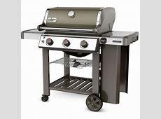 Weber® Genesis® II E 310? GBS? Smoke Grey Gas BBQ