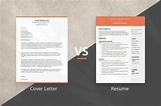 Cover Letter Vs Resume Cover Letter Vs Resume Four Key Differences