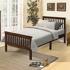 clearance bed frames for heavy duty wood