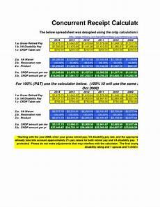 Disability Pay Chart Military Disability Pay Calendar 2013