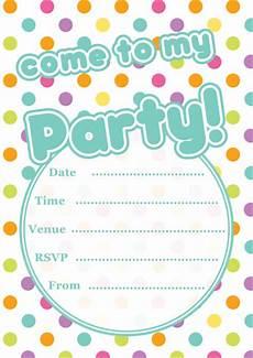 Poka Dot Invitations Free Printable Polka Dot Party Invitations Template