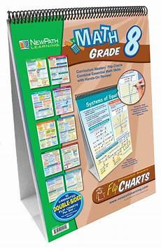 Music Flip Chart Math Flip Chart Set Gr 8 Np 338001 Supplyme