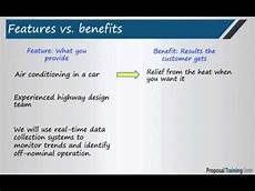 Benefit Statement How To Write Benefits Statements Youtube