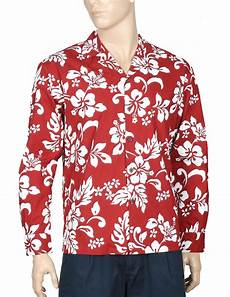 sleeve hawaiian shirt island hibiscus sleeve aloha shirt shaka time