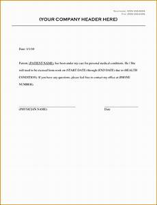 Sample Return To Work Note From Doctor 9 Doctor Note Template For Business Sampletemplatess