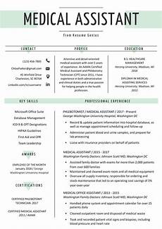Medical Assistant Job Description For Resume Medical Assistant Resume Sample Amp Writing Guide Resume