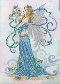 Joan Elliott Cross Stitch Charts Summer Fairy Je002 Cross Stitch Chart Joan Elliott Designs