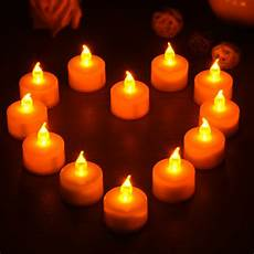 Benefits Of Candle Light 6 12pcs Benefits New Wedding Party Home Decoration