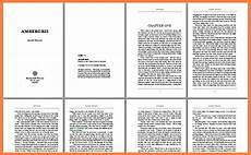 Book Writing Templates Free Free Booklet Template Word Shatterlion Info