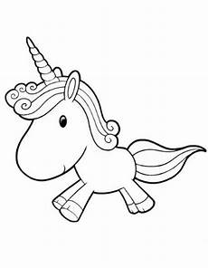 Malvorlagen Unicorn Baby 41 Magical Unicorn Coloring Pages