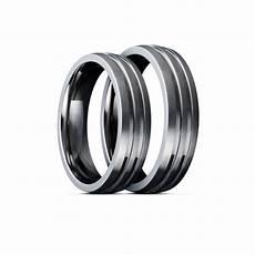 forlovelses og vielsesringe forlovelses vielsesringe i titanium cmr2391m