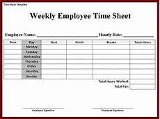 Employee Time Card Sample Time Card Templates Free Time Card Templates Free