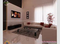 Green Kitchen, Bedroom, living inteiors   Kerala home design and floor plans