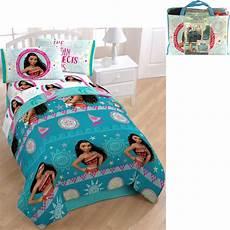 disney moana comforter sheet set bedding