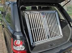 gabbie cani gabbia amovibile per range rover 03 17 valli s r l gabbie