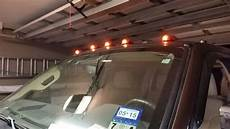 Installing Cab Lights 2017 F250 2011 F250 Cab Lights Installation With Video Ford