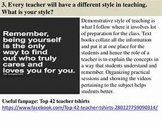 Teacher Interview Questions With Answers Top 36 Teacher Interview Questions And Answers Pdf