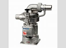 Turbo flour sifting machine for guaranteed clean flour
