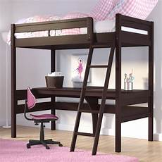 alfred loft bed with desk reviews joss