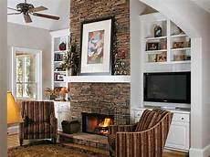 Fireplace Ideas Tv Alcoves By Fireplace Sides Just Fittin In