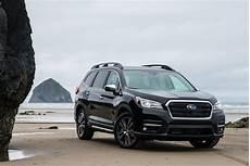 2019 Subaru Ascent Fuel Economy by 2019 Subaru Ascent Review Design Price Trim Levels