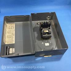 6 Pole Lighting Contactor Square D 8903 Lg 60 Lighting Contactor 6 Pole 120v Coil