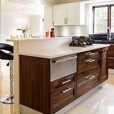 walnut kitchen island walnut island kitchen kitchen decorating housetohome co uk