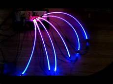 Led Pipe Light Kit Light Pipe Graphic Equalizer Youtube