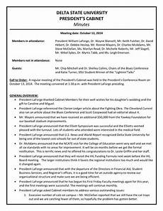 Examples Of Meeting Minutes 17 Professional Meeting Minutes Templates Pdf Word