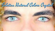Light Brown Contact Lenses For Dark Eyes Solotica Natural Colors Crystal Best Contact Lenses