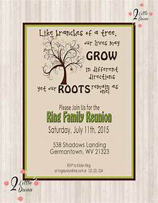 Family Reunion Flyers Templates 16 Family Reunion Invitation Designs Psd Ai Design