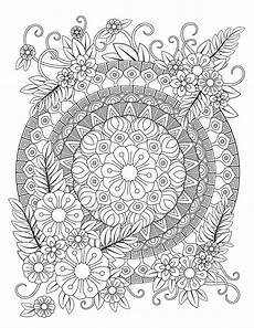 mandala coloring pages printable coloring pages of